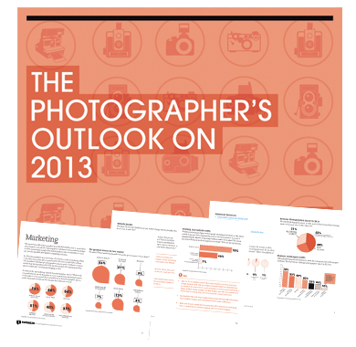 PhotoShelter 2013 Outlook Survey Results