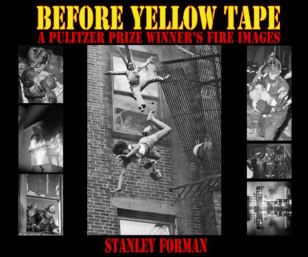 "Stanley Forman's ""Before Yellow Tape"" on Blurb.com"