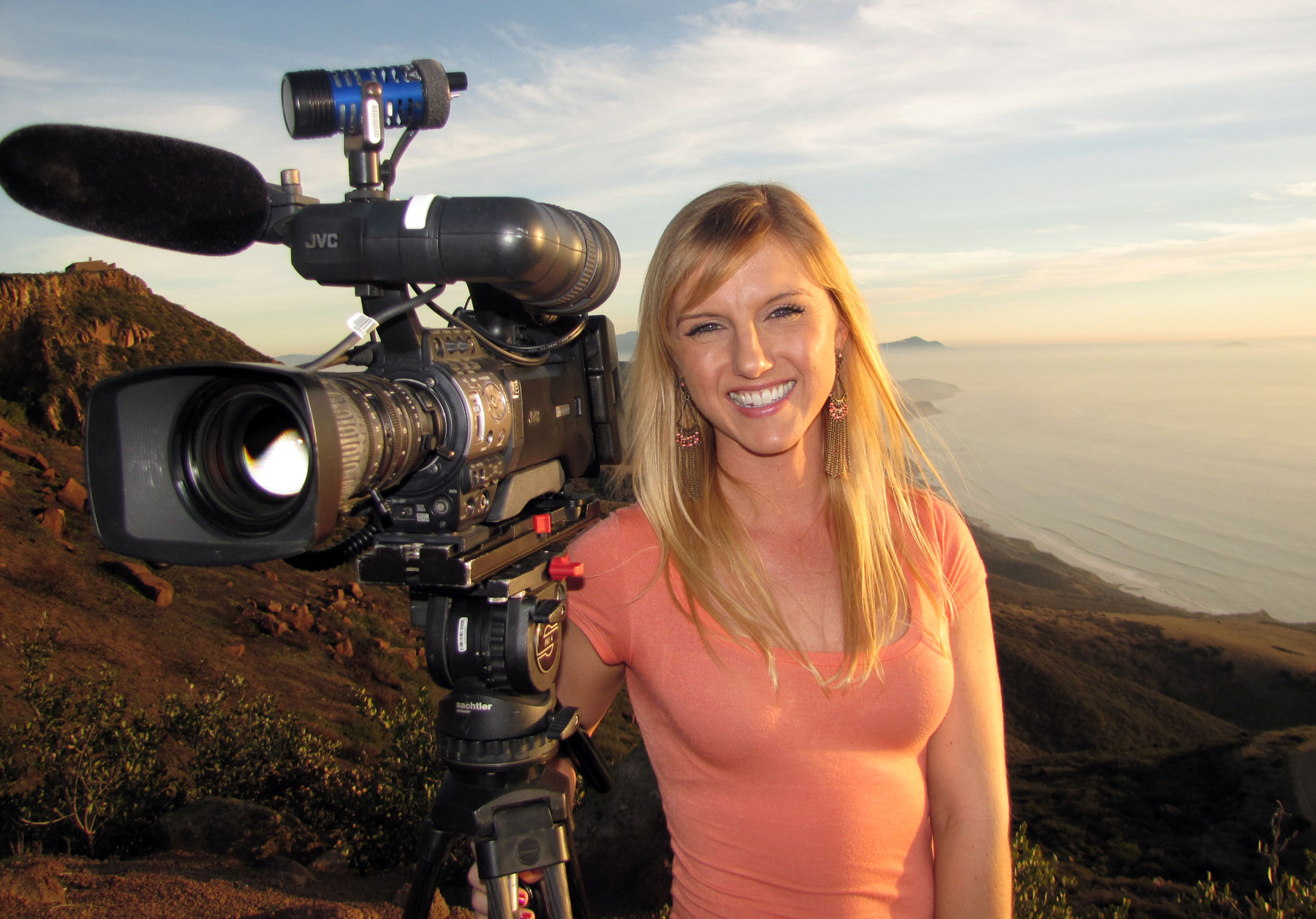 Katie Schoolov of KPBS-TV in San Diego has been appointed to the board of directors of the National Press Photographers Association.