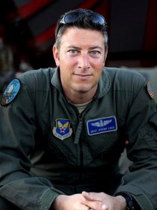 U.S. Air Force Master Sgt. Jeremy T. Lock, the seven-time winner of the Military Photographer of the Year title.