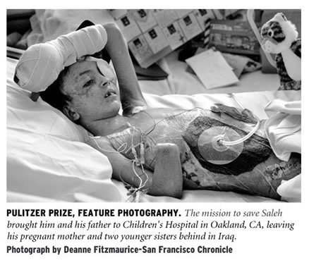 deanne fitzmaurice associated press photographers win  the finalists for the feature photography category included jim gehrz of the minneapolis star tribune for his essay on jessica clements a u s ier who
