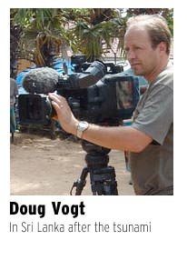 Doug Vogt image from The Digital Journalist