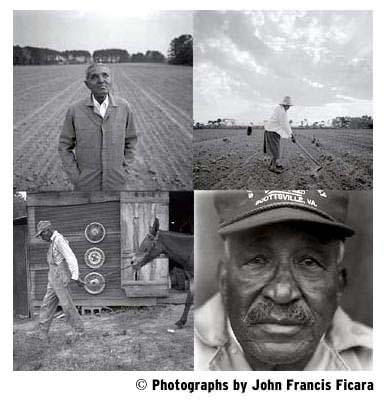 Photographs from Black Farmers In America by John Ficara
