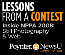 NewsU and Poynter Institute Lessons From A Contest