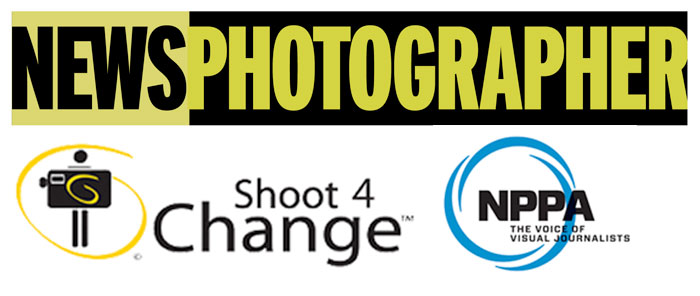 Shoot4Minutes is sponsored by News Photographer magazine, Shoot4Change, and the National Press Photographers Association.