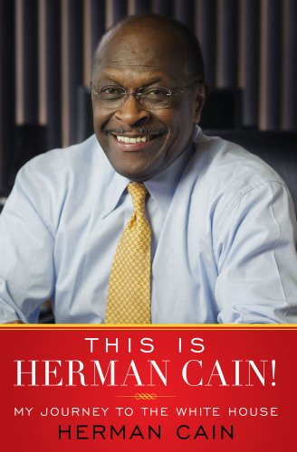 """This Is Herman Cain"" book cover"